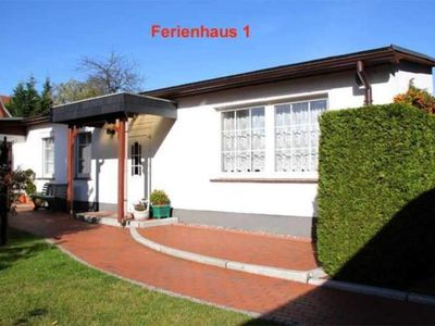 Photo for USE 2321 - holiday house 1 Philipp - holiday homes Zinnowitz USE 2320