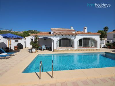 Photo for Villa Moraira Madrid