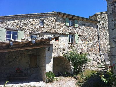 Photo for Vacation home Du Brun  in Buis - les - Baronnies, Ardèche/ Drôme - 4 persons, 2 bedrooms