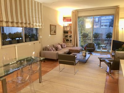 Photo for Ideal for family of 4 while in Paris, in quiet yet easy to reach neighborhood