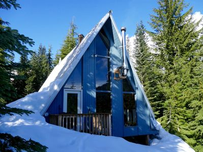 Summit at Snoqualmie A-frame Cabin at Summit Central - Snoqualmie Pass