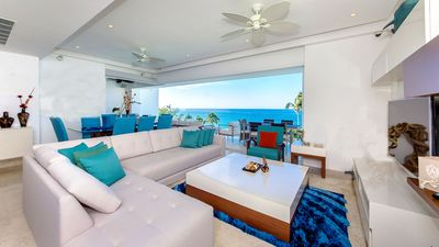 Photo for SPECIAL SUMMER RATES + AMAZING VIEWS AND OCEAN SOUNDS FROM BEACHFRONT CONDO
