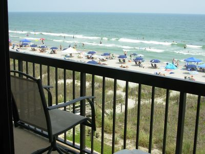 Photo for Beautiful Direct Ocean Front in a Great Location!!!