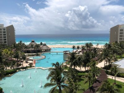 Photo for New Year's week 2019 in amazing Cancun: 1 bedroom at Westin Lagunamar (12/29/19 - 1/05/20)