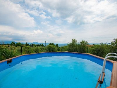 Photo for Lovely house with fantastic lake view and small pool