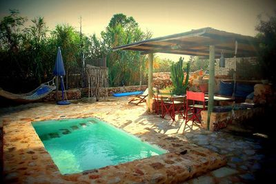 Swimming pool and Chill-Out