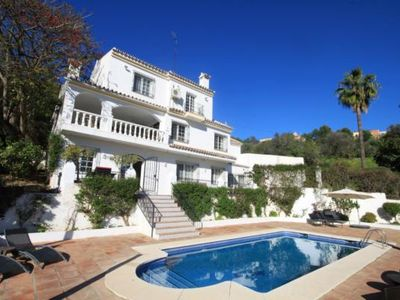 Photo for Holiday house Estepona for 1 - 10 persons with 5 bedrooms - Holiday house
