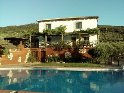 Photo for Self catering El Tejar Viejo for 10 people