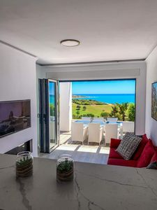 Photo for Sea Golf Views, Modern, Open-Plan, 3 Bed House
