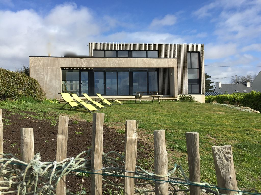 Architect Designed House 4 Stars Pool Direct Access To The Beach For 12 P Max Santec