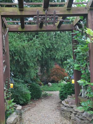 Photo for Garden Sanctuary with a 3 block stroll to Historic Downtown