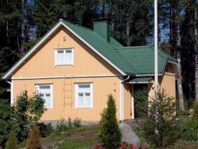 Photo for Vacation home Tyynelä in Heinävesi - 4 persons, 1 bedrooms