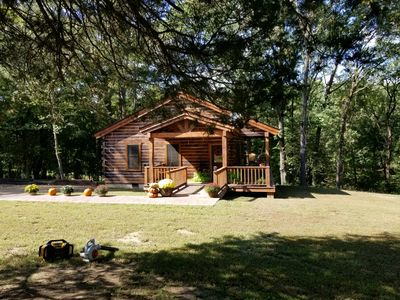 AdamsRock Cabins mix Native American Charm with Luxury and Contemporary Comfort!