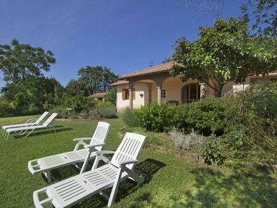 Photo for Vacation home San Bartolo in San Vincenzo - 5 persons, 2 bedrooms