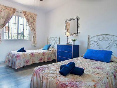 Photo for Apartment in the center of Nerja with Internet, Pool, Air conditioning, Terrace (494554)