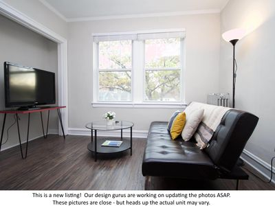Photo for Steps to UChicago | Easy Access + W&D | Zencity