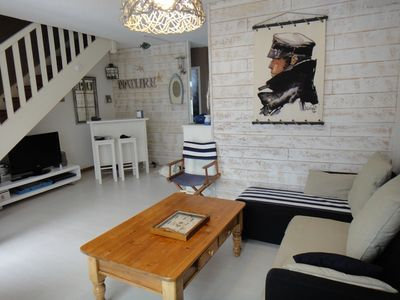 Photo for House in bassin d'Arcachon (La teste de Buch), 45 people