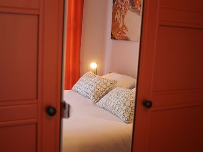 Photo for Sol Village Beach Apartment - romantic, free wifi, seaside