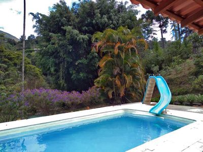 Photo for Fantastic House in the mountains of Araras - WiFi