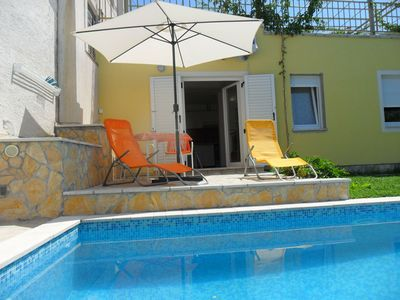 Photo for Apartment BZ  SA5 Maslina (2)  - Senj, Riviera Senj, Croatia