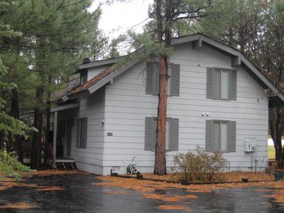 Photo for Spacious home located on the 6th fairway of the Pinetop Lakes Country Club