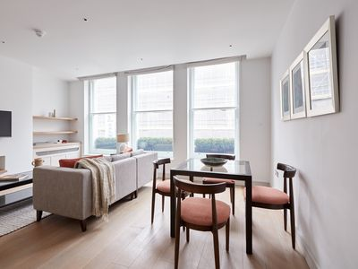 Photo for Vibrant 1BR in Covent Garden by Sonder