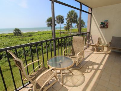Gulf Front, Two Bedroom Condo - Sundial Q206
