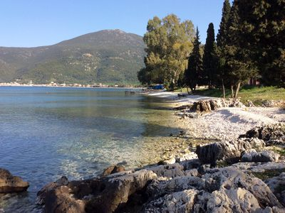 Photo for Beachside complex 10 metres from Ionian Sea