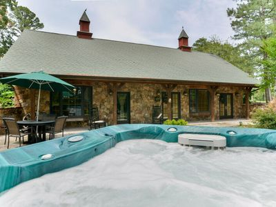 Photo for The Hiding Place - All-One-Level Carriage House - Pool Table, Hot Tub