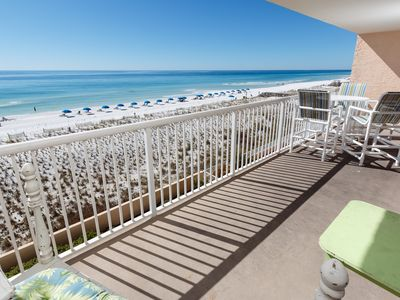 Photo for Islander 4002: Ideal location! Breathtaking views! Bch Srvc- Golf~Movies~WiFi