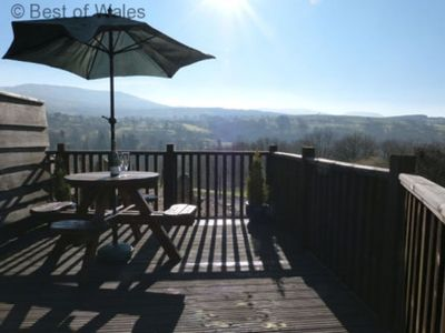 Photo for Vacation home Uwch yr Wnion in Dolgellau - 4 persons, 2 bedrooms