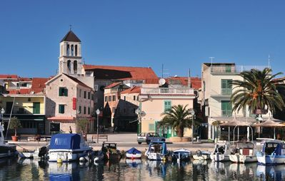 Photo for Apartment in the center of Vodice with Internet, Air conditioning, Parking, Terrace (266565)