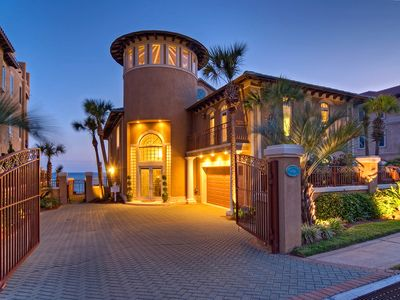 Photo for Stunning Beachfront Vacation Home in Destiny by the Sea w/ Beautiful Views!