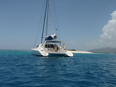 Photo for Treasure Cay Exclusive Private Sailing Catamaran Yacht for Charter