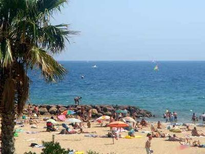 Photo for Port-Fréjus nearby beaches, Thalasso, Shops
