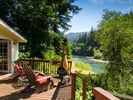 1BR Cottage Vacation Rental in Monte Rio, California