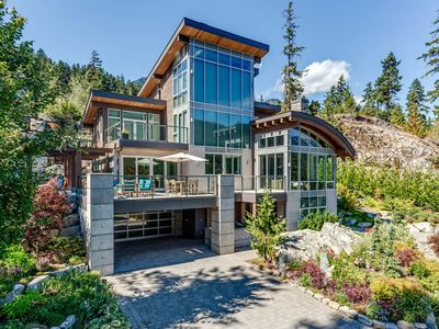 Photo for Nita Lake Estate - Modern Ski Chalet With Elevator