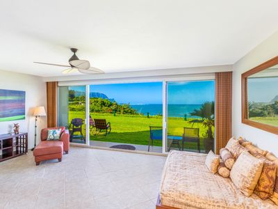 Photo for Beautifully Decorated Condo with Ocean Views Bound to Take Your Breath Away!
