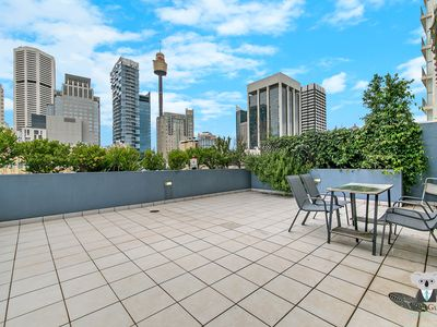 Photo for Huge Balcony+ SYD CITY VIEW! In The Heart of CBD