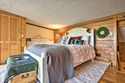 This Ellijay vacation rental will have you feeling at home in no time!