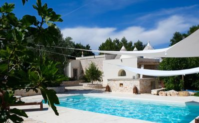Welcome to Trullo Nella Pineta - your Pugilan paradise