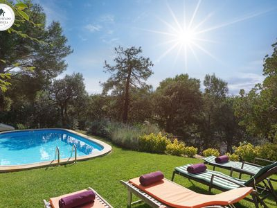 Photo for Beautiful villa near the beach, ideal for a quiet vacation