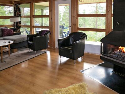 Photo for Vacation home Ferienhaus mit Sauna (HED001) in Trysil - 8 persons, 5 bedrooms