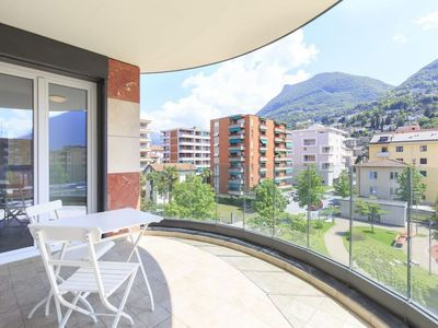Photo for Brand New Three-Room Apartment in the Central Area of Lugano - ROGGIA 15
