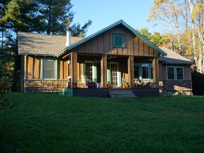 Photo for Artist's House on 5+ Acres - Private yet 15 minutes to  Downtown Highlands