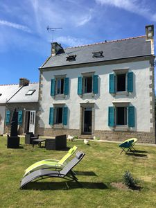 Photo for Holiday house facing the sea