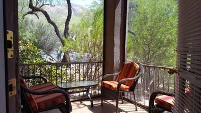 Photo for RELAX AND ENJOY!!! CANYON VIEW AT VENTANA  2BR2BA WITH MOUNTAIN VIEW(SLEEPS 4)