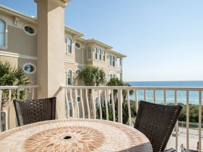 Photo for Villa on the Beach Heated Pool Gated Community in Seacrest Next to Rosemary+Alys