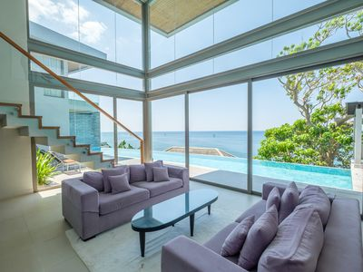 Photo for Private2Storey Ocean front PoolVilla/FCA
