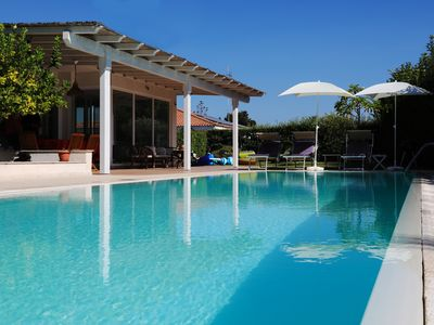 Photo for Virginia Villa with private pool is 300 meters away from the sea!